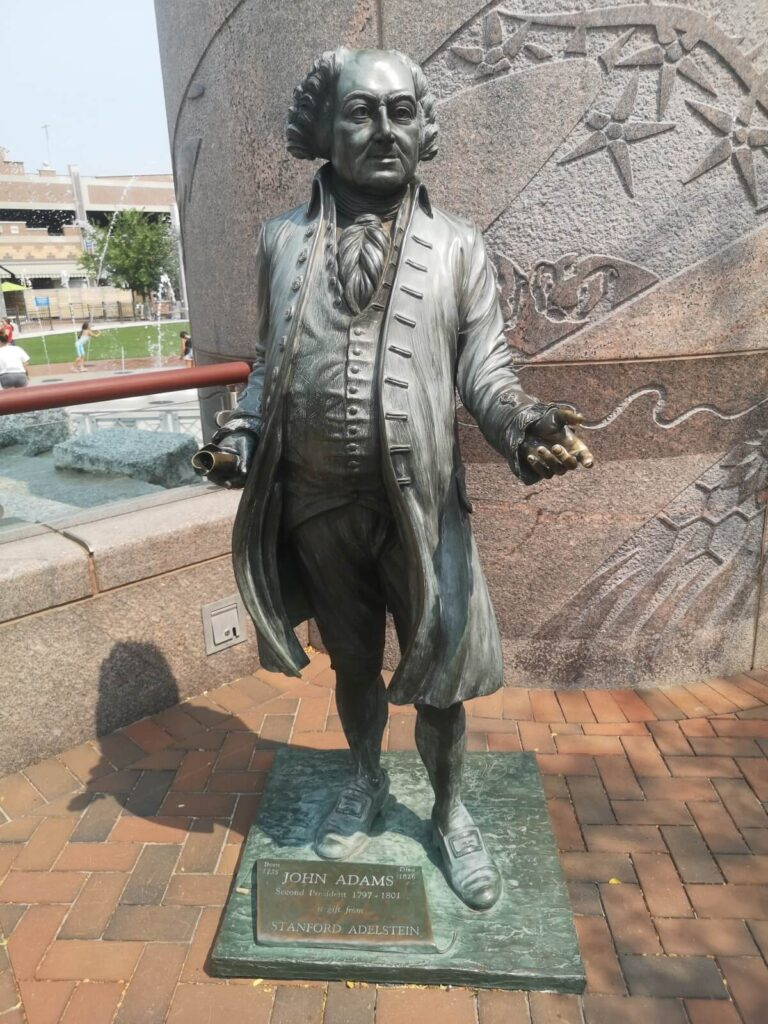 John Adams Rapid City