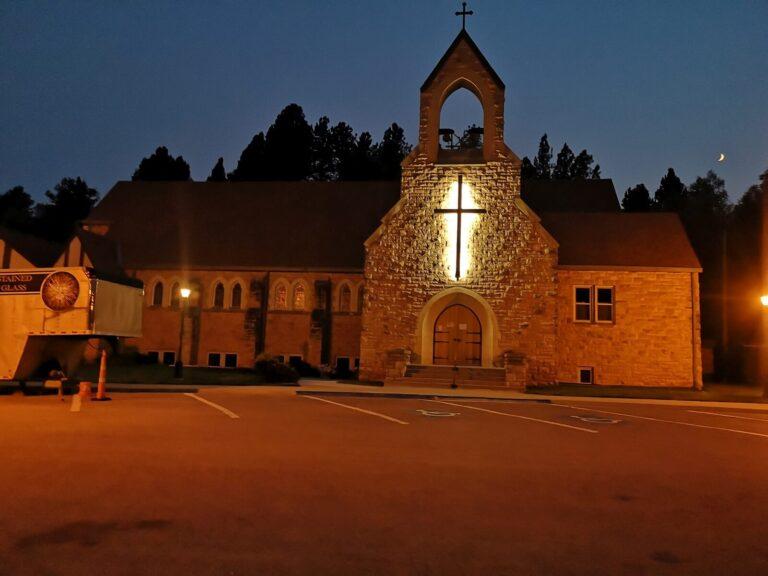 Kirche Hot Springs