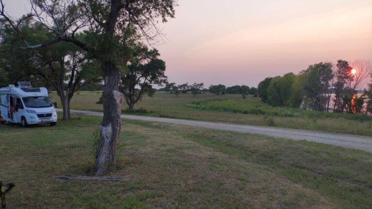 Morel Sonnenuntergang