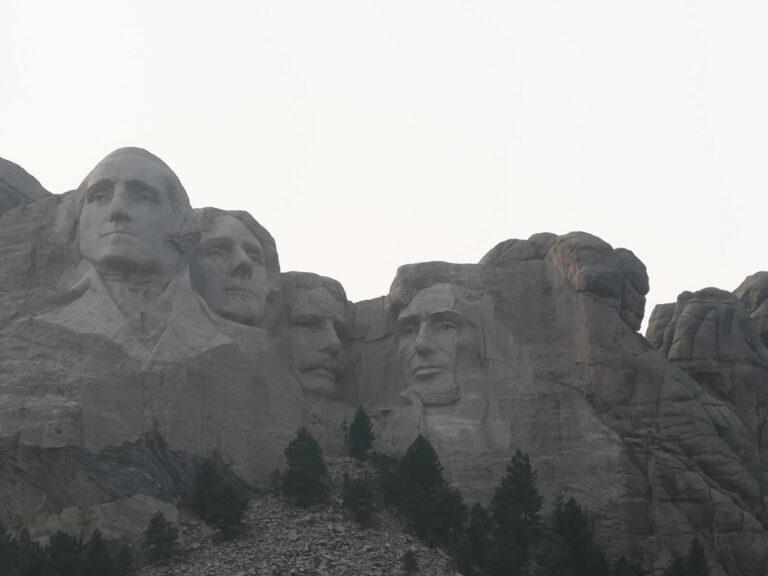 01.08.2020 bis 27.08.2020: Es wird richtig gemütlich in Montana und abenteuerlich in South Dakota. Über Mount Rushmore und Oklahoma nach Texas.