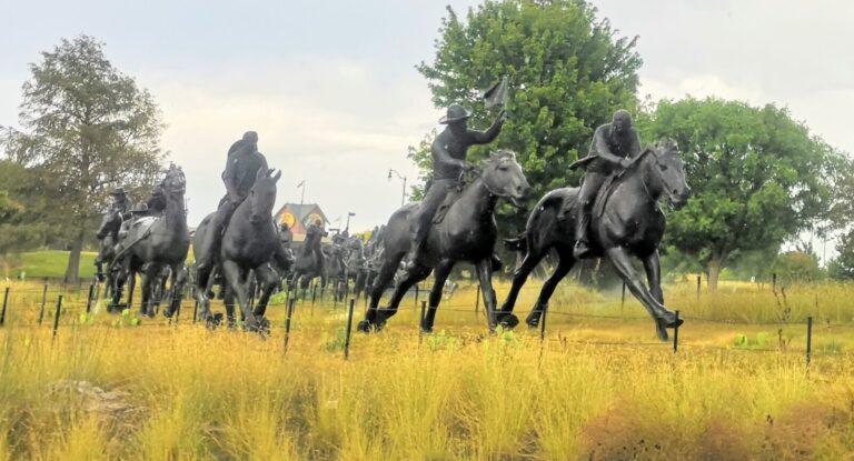 Oklahoma Land Run dynamisch