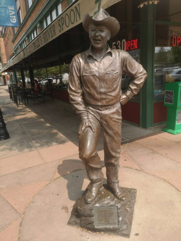 Ronald Regan Rapid City