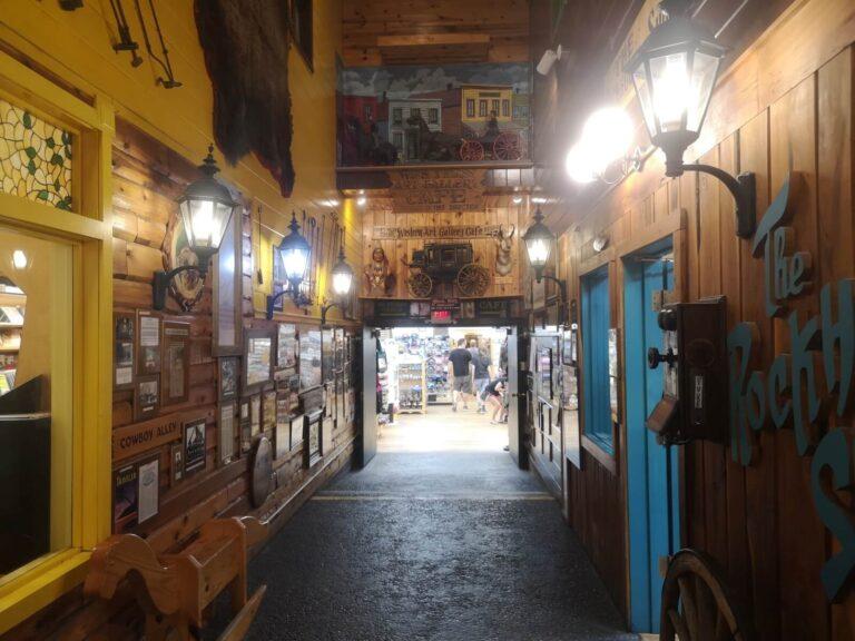 Wall Drug Cowboy Alley