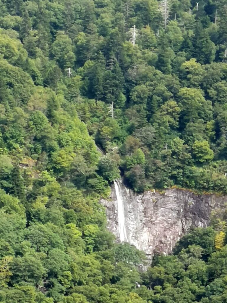 Blue Ridge Wasserfall