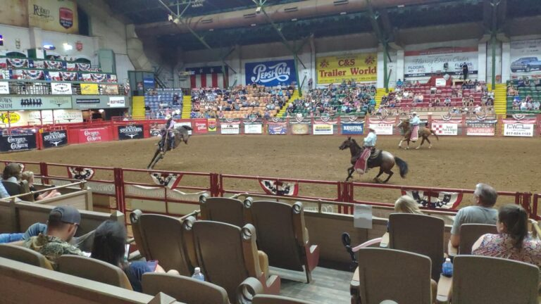 Rodeo Reiter Fort Worth